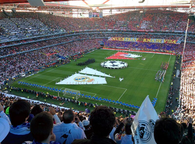 Real Madrid Atlético de Madrid Champions