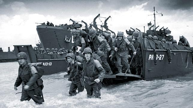 Día D Desembarco de Normandía