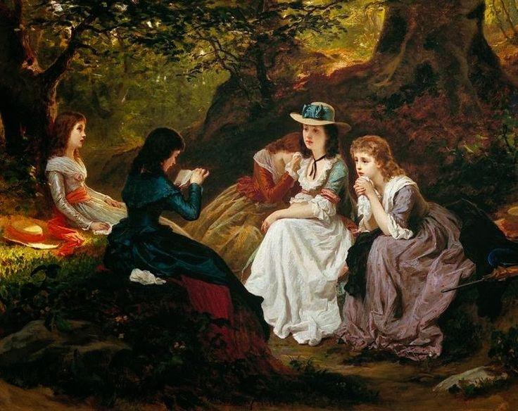 Románticos Goethe