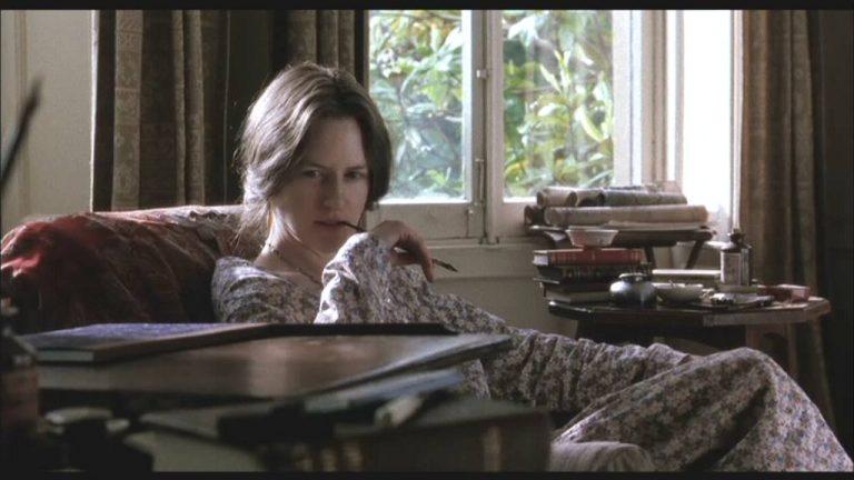 Nicole Kidman como Virginia Woolf en Las horas