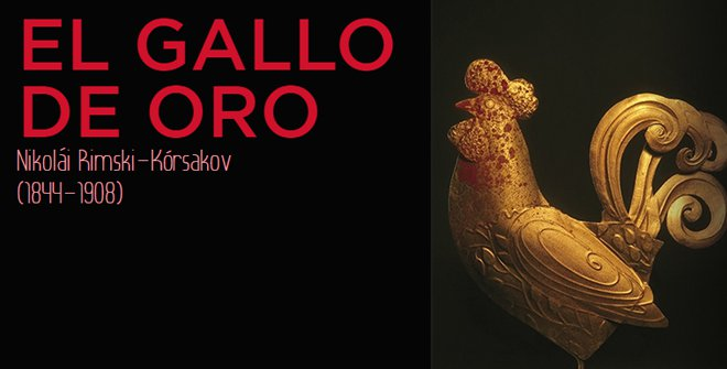 El Gallo de Oro - Teatro Real