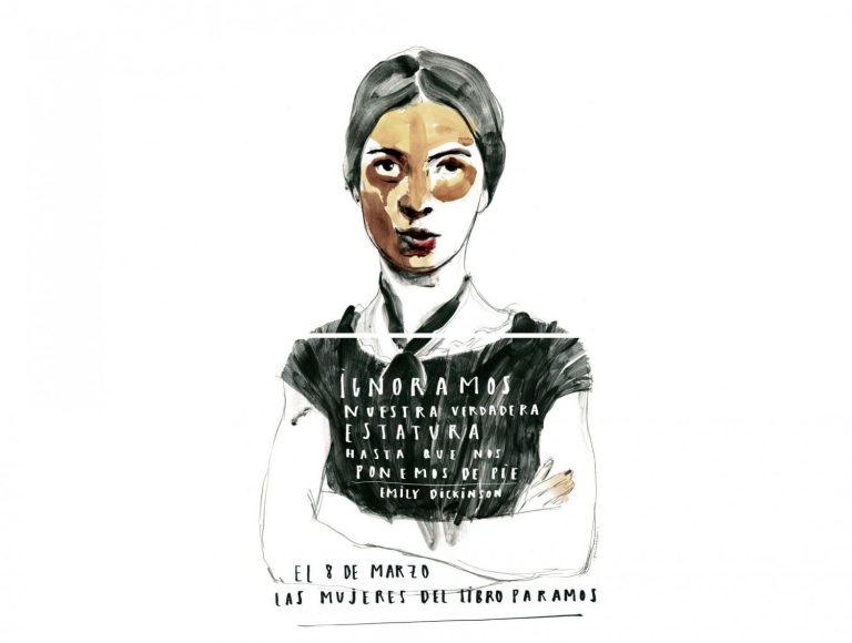 imagen día de la mujer 2018 en las letras