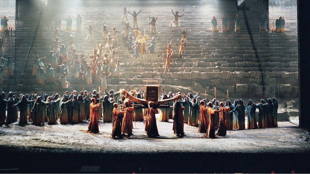 Aida - Teatro Real