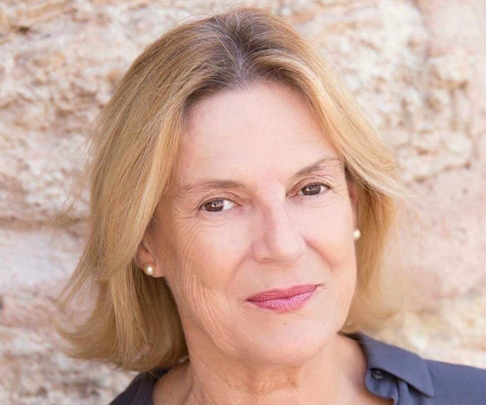 La escritora española Rosa Grau