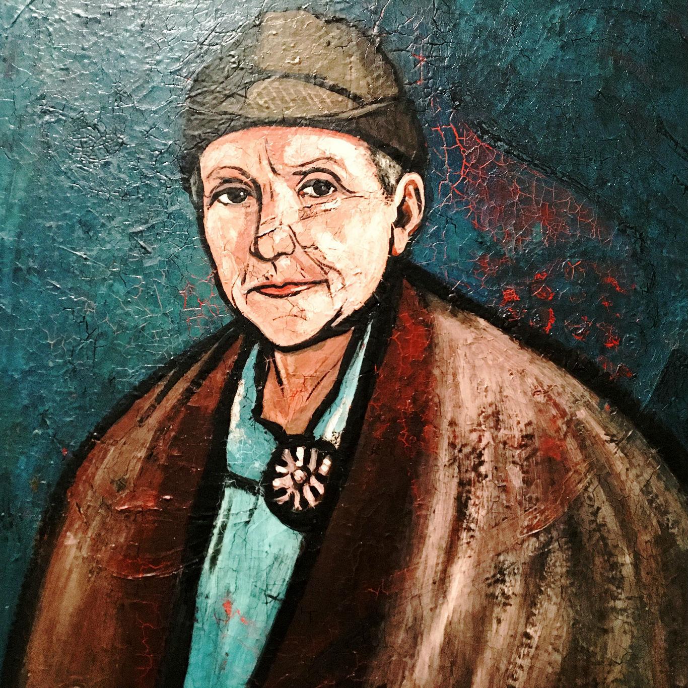 Gertrude Stein libertina París