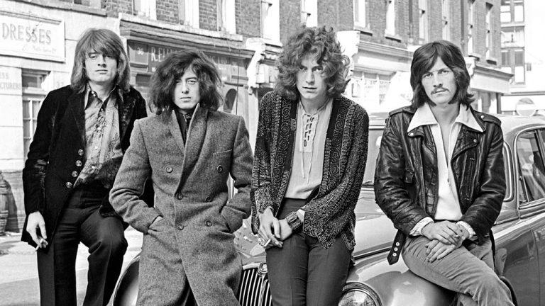 Led Zeppelin y El Señor De Los Anillos