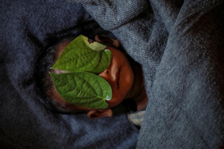 Víctimas Rohingya