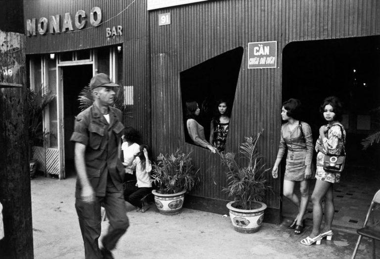 Prostitutas en Vietnam