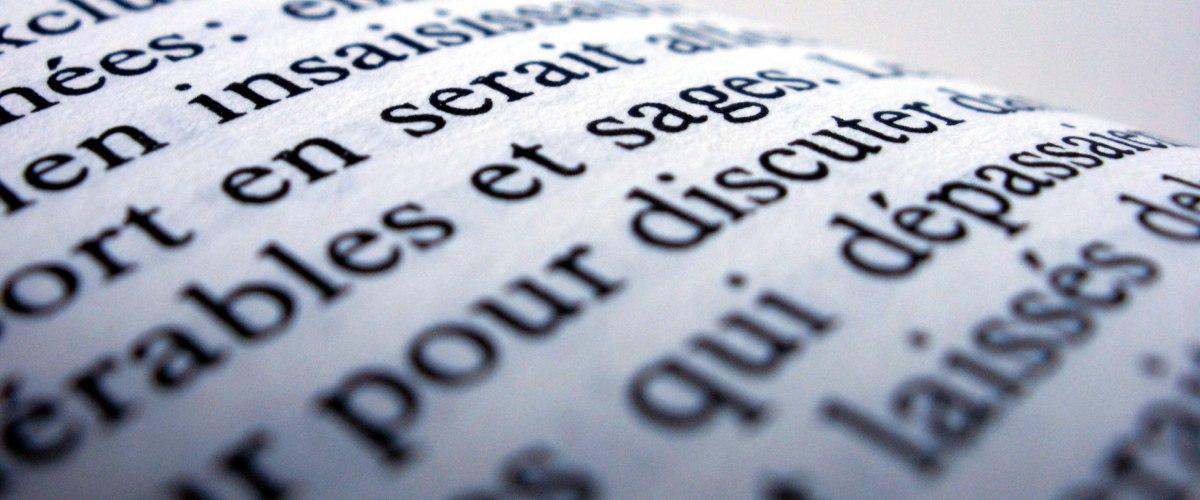 pagina en francés