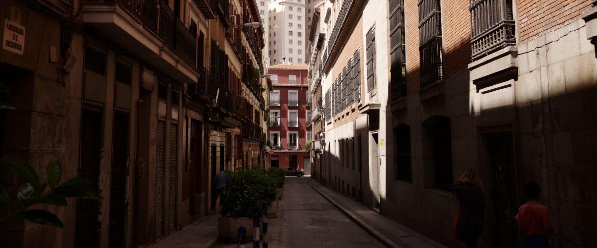 Calles de Malasaña