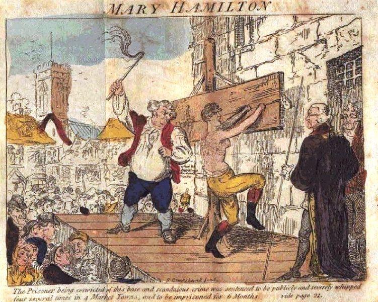 Impresión del libro de Henry Fieldings | Fuente: Wikipedia.com