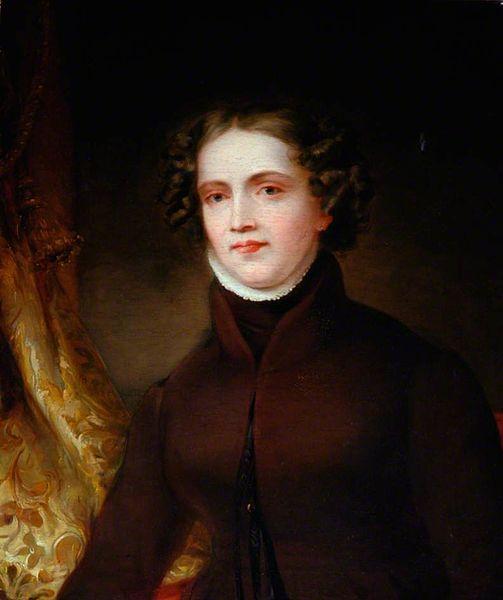 Retrato de Anne Lister/Gentleman Jack | Fuente: wikimedia.commons