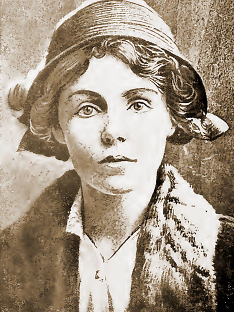 Violetta Thurstan | Fuente: wikipedia.org