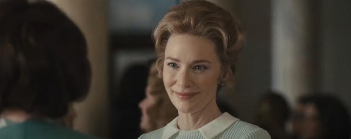 Cate Blanchett en Mrs. América